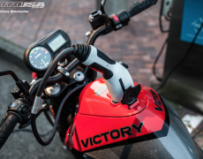 2016 Victory Empulse TT First Ride
