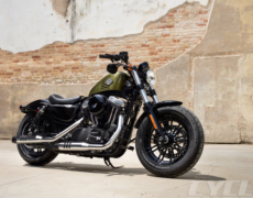 PREVIEW: THE 2016 HARLEY-DAVIDSONS